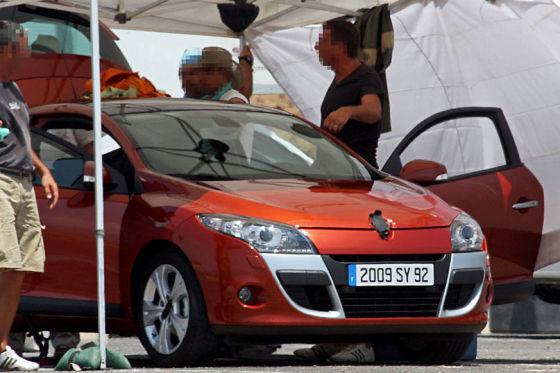 Renault Mégane Erlkönig
