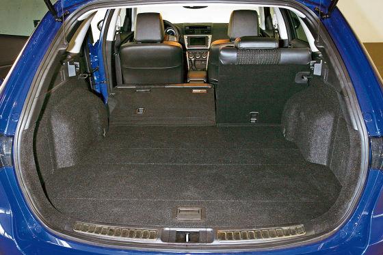Mazda6 Sport Kombi 2.0 MZR-CD Dynamic