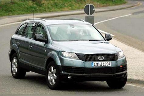 AUTOMOBIL TESTS-Vorschau IAA 2005
