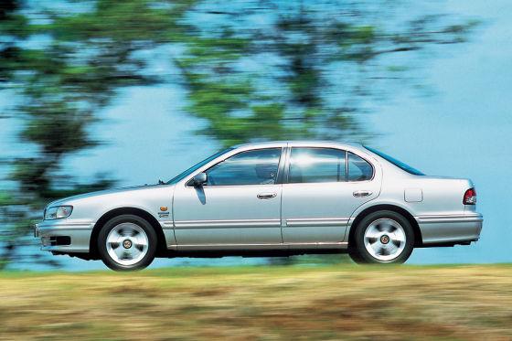 Nissan Maxima QX 2.0
