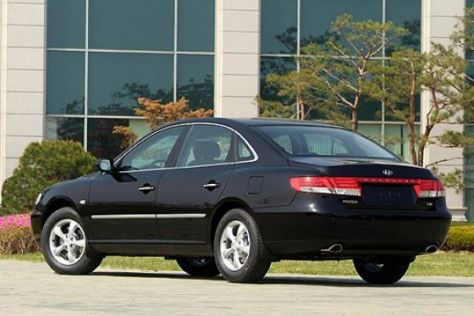 Fahrbericht Hyundai Grandeur 3.3 V6