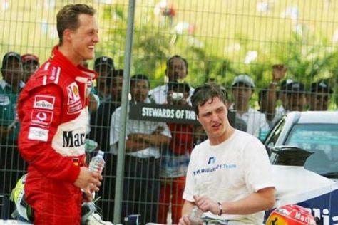 Schumacher-Streit beigelegt