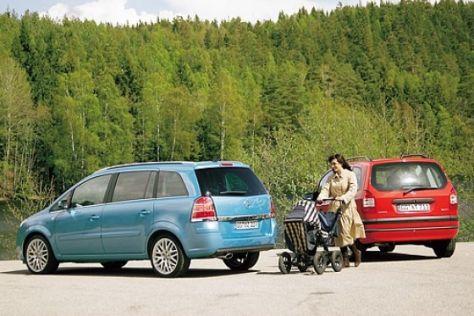 Praxistest Opel Zafira