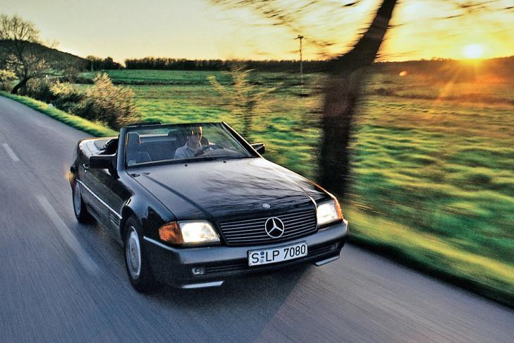 Cabrios Und Roadster Ohne Wertverlust Bilder Autobild De