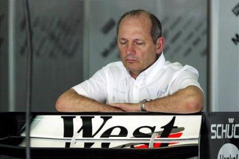 Diskussion über das FIA-Reglement
