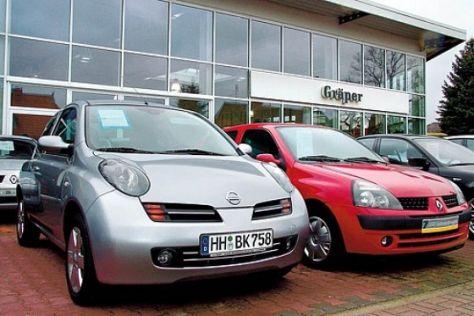 Nissan Micra (ab 2003)
