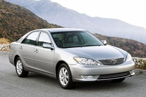 Toyota Camry Hybrid (US-Version)