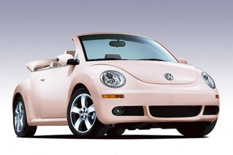 VW New Beetle (Facelift 2005)