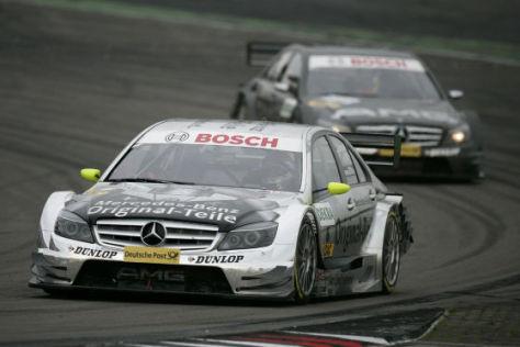 DTM 2008, Nürburgring, Bernd Schneider, Mercedes DTM-C-Klasse