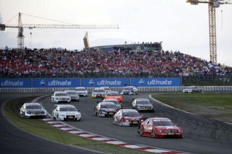 DTM, Nürburgring, Mercedes-Arena
