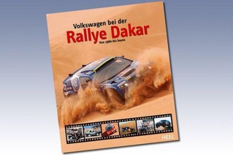 Das Buch zur Rallye Dakar