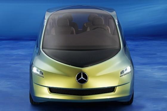 """Mercedes-Benz """"bionic car"""" - autobild.de"""