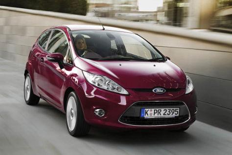 Preise Ford Fiesta