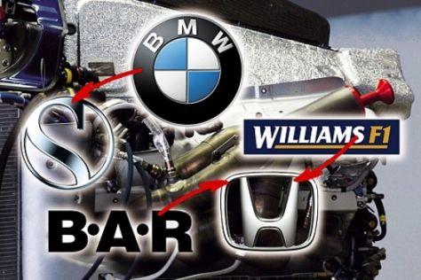 Formel-1-Motoren