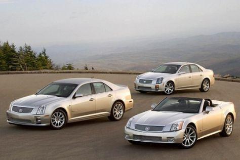 Cadillac-Sportler