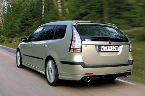 Fahrbericht Saab 9-3 SportCombi