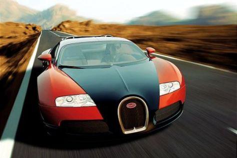 Auktion zum Bugatti Veyron EB 16.4