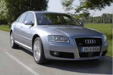 Fahrbericht Audi A8 4.2 TDI quattro