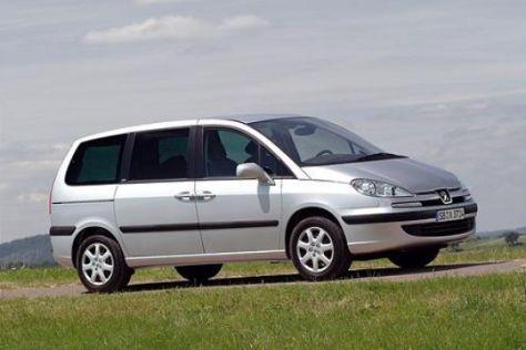 Peugeot 807 Sondermodelle