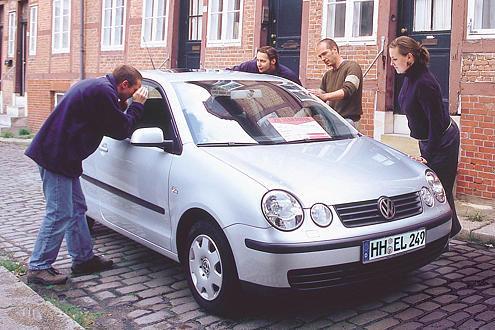 VW Polo IV