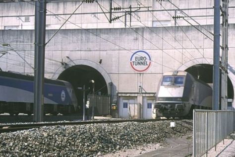 Schuldenrekord beim Eurotunnel