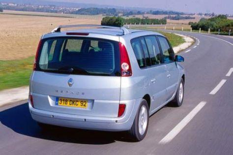 Mehr Ausstattung im Renault Espace
