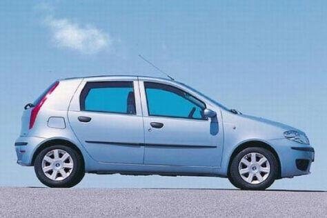 Produktionsjubiläum Fiat Punto