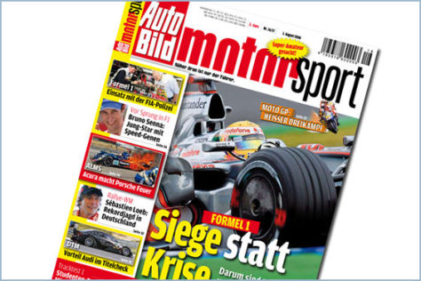 AUTO BILD MOTORSPORT 16-2008