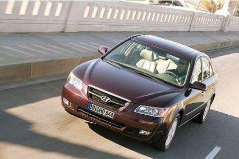 Hyundai Sonata 3.3 V6 GLS