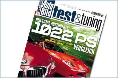 AUTO BILD TEST & TUNING 7/2005
