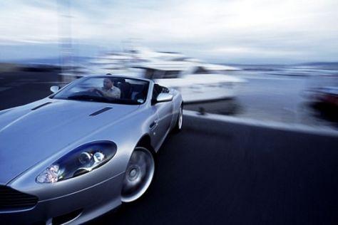 Fahrbericht Aston Martin DB9 Volante