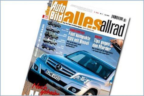 AUTO BILD ALLES ALLRAD 7/2005