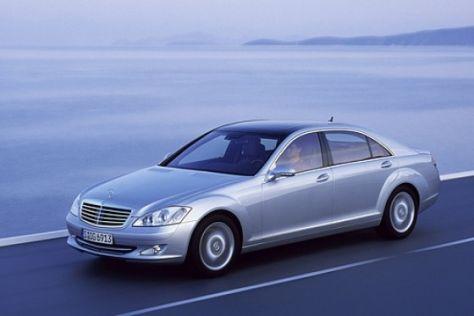 Die neue Mercedes-Benz S-Klasse