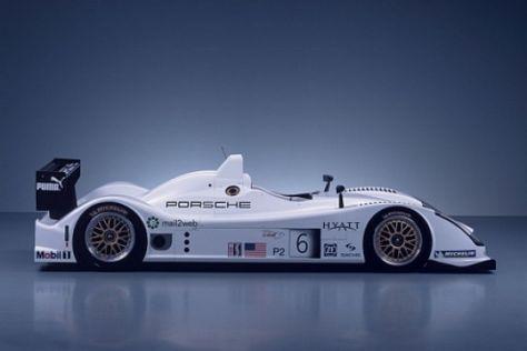 Porsche Le Mans Prototyp