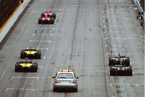 Niki Lauda in AUTO BILD MOTORSPORT