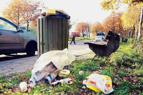 Ratten, Müll und Schmuddel-Sex