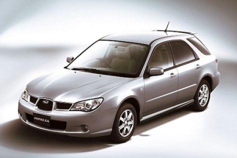 Facelift Subaru Impreza