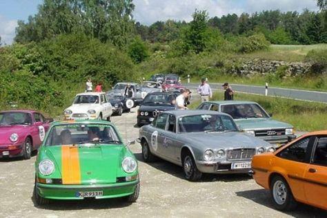 Creme 21 Youngtimer-Rallye