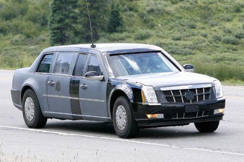 Cadillac One Erlkönig