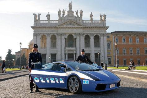 Attenzione: In Italien wurden die Bußgelder dramatisch erhöht.