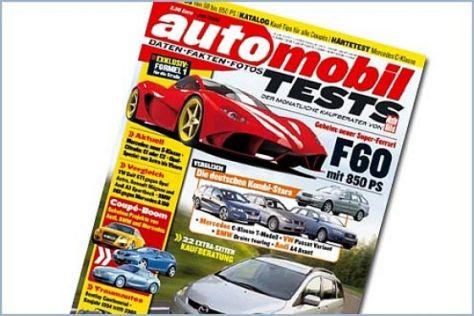 AUTOMOBIL TESTS 7/2005