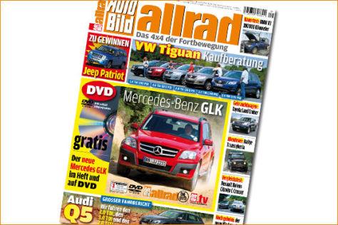 AUTO BILD ALLRAD 9/2008