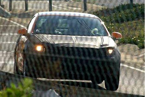 Erlkönig VW Cabrio
