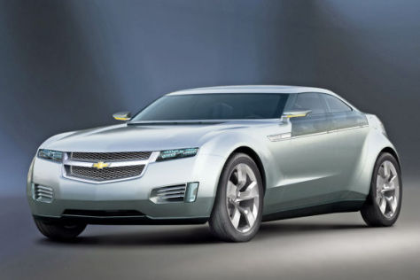 Chevrolet Studie Volt