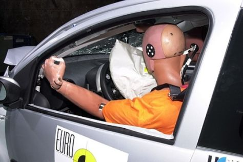 13 neue Autos im EuroNCAP-Crashtest