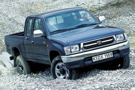 Toyota HiLux 4x4 (1998-2005)