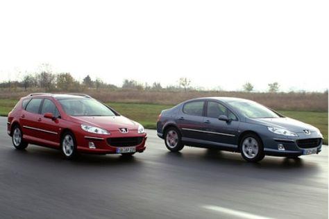 Preiserhöhung Peugeot 407