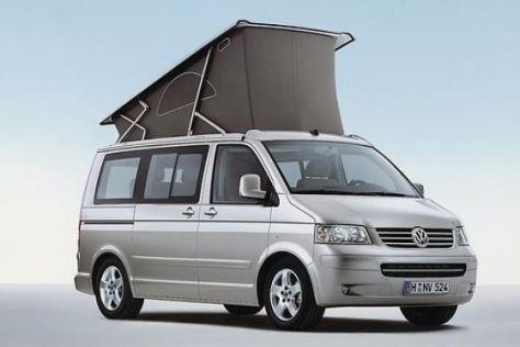 Rückruf VW T5 California