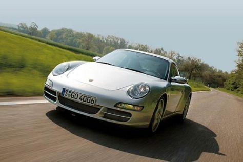 Fahrbericht Porsche Carrera 4