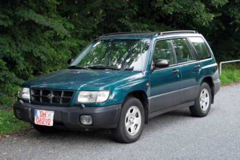 Check Subaru Forester